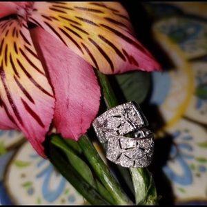 Sterling 1/2 TCW Diamond Huggie Earrings 🔥SALE🔥